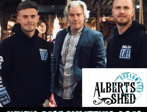 Smash Life forge partnership with Alberts Shed