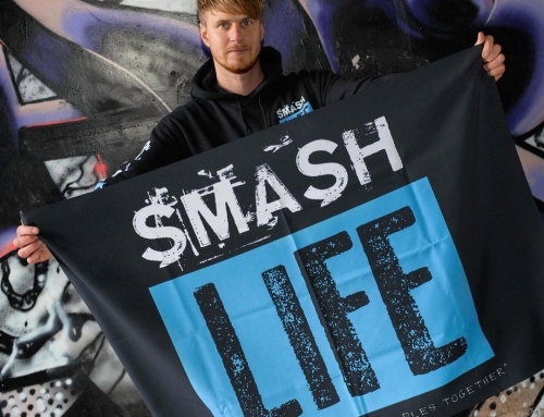 Smash Life New Merchandise & Resources Available to Buy!